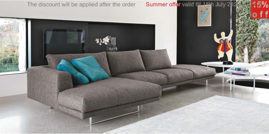 Design ecksofa  Design Corner Sofa Desiderio