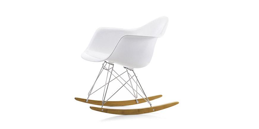 rar eames rocking chair schaukelstuhl. Black Bedroom Furniture Sets. Home Design Ideas