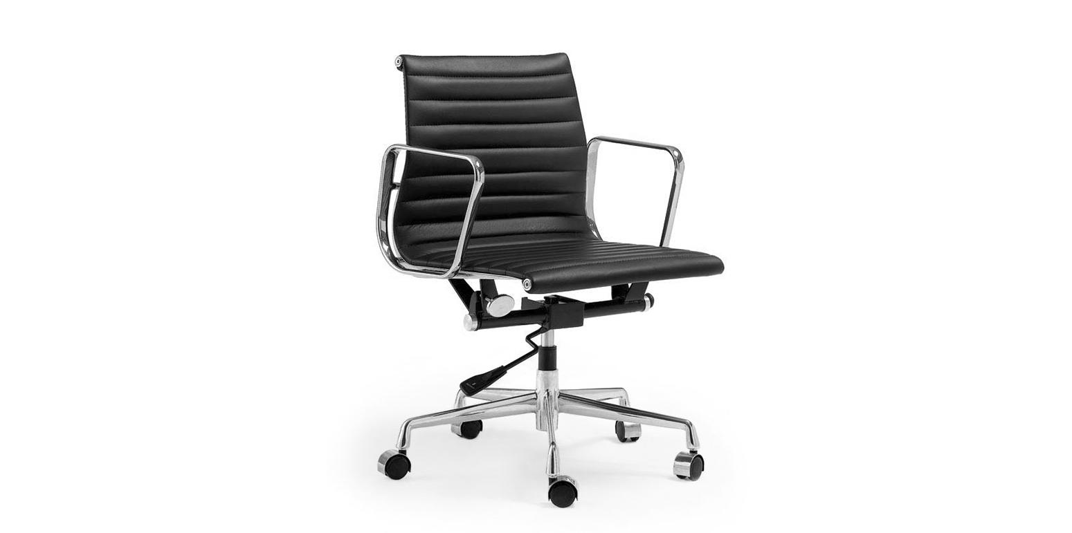Ea 117 aluminium group chair charles eames for Eames ea 117 nachbau
