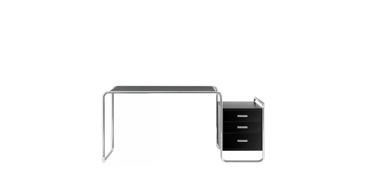 Schreibtisch s285 von marcel breuer for Ea 119 nachbau
