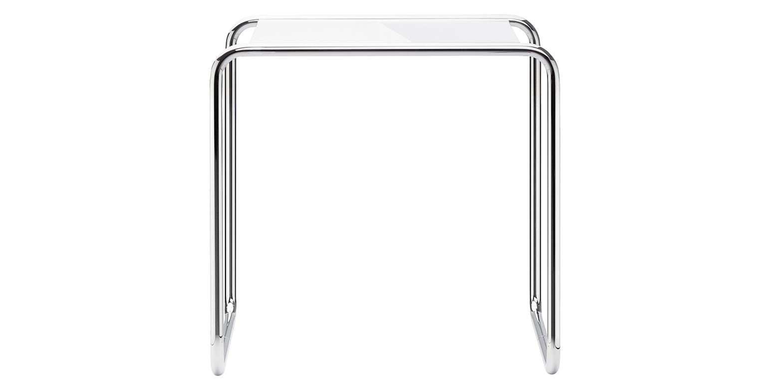 kleiner laccio tisch von marcel breuer. Black Bedroom Furniture Sets. Home Design Ideas