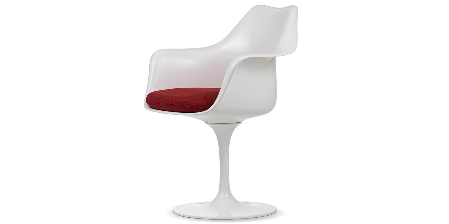 fauteuil tulipe eero saarinen. Black Bedroom Furniture Sets. Home Design Ideas