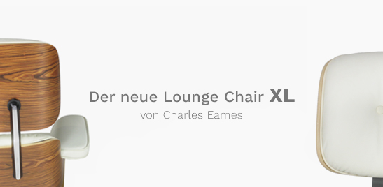 The new Lounge Chair XL